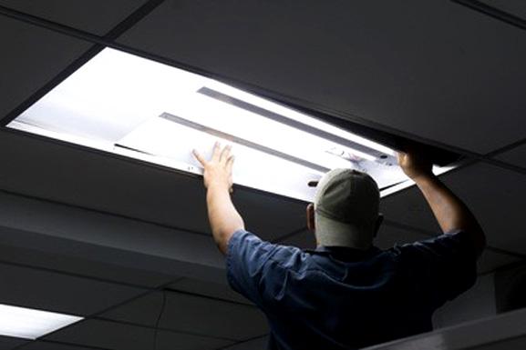 ¿Qué es el LED de tres luces?
